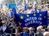 برطانیہ 44 سال قبل یونین کا حصہ بنا تھا۔ فوٹو: اے پی