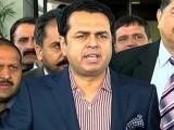 پیپلزپارٹی وہ ٹولہ ہے جو سندھ کے گٹرکے ڈھکن بھی بیچ کرکھا گیا ہے، طلال چوہدری فوٹو؛ فائل