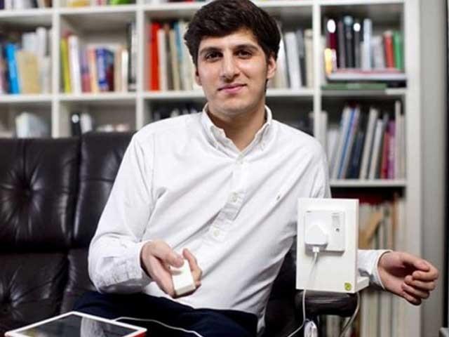 نوجوان نے اسمارٹ فون سے آن اور آف ہونے والے سادہ سوئچ بنائے تھے جس سے سالانہ اربوں روپے بچائے جاسکتے ہیں