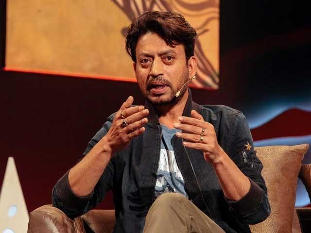 ونود کھنہ فلمی دنیا کے سب سے بہترین انسان ہیں جن کی اچانک بیماری کا سن بڑا دھچکا لگا، عرفان خان ، فوٹو؛ فائل