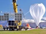 بیلون مشن کے دوران زمین کی سطح سے 34 کلو میٹر اوپر تک فضا میں تیرتا رہے گا۔ فوٹو: نیٹ