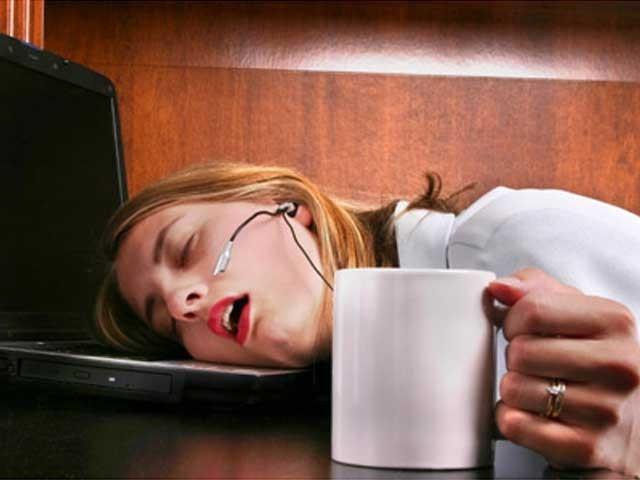 خود کو ہر وقت تھکا ہوا محسوس کرنے والے لوگوں کے پیٹ میں بعض اقسام کے بیکٹیریا کی مقدار بہت زیادہ ہوتی ہے، ماہرین، فوٹو؛ فائل