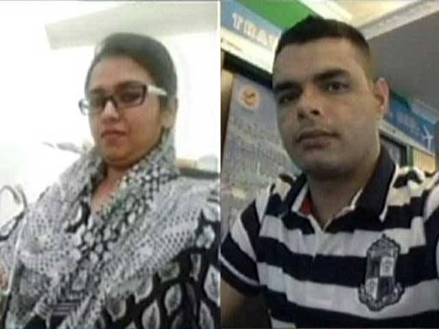 ڈاکٹر عظمیٰ کوشادی کے بعد پتا چلا کہ طاہر علی شادی شدہ اور 4 بچوں کا باپ ہے،ترجمان دفترخارجہ۔ فوٹو: ایکسپریس نیوز اسکرین گریپ