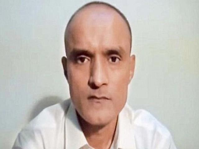 کلبھوشن نیوی کا ریٹائرڈ افسر تھا جسے ایران سے اغوا کرنے کے بعد پھانسی کی سزا دی گئی، بھارت کا دعویٰ. فوٹو: فائل