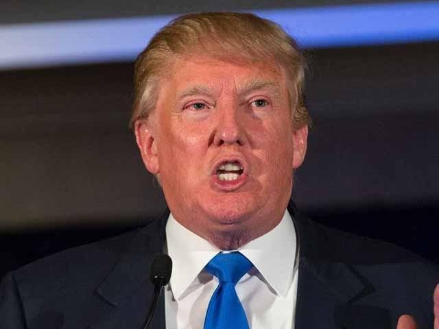اپنے دورے کے دوران ٹرمپ یہ واضح کریںگے کہ امریکا اپنے مسلمان اتحادیوں کو تنہا نہیں چھوڑے گا۔ فوٹو؛ فائل