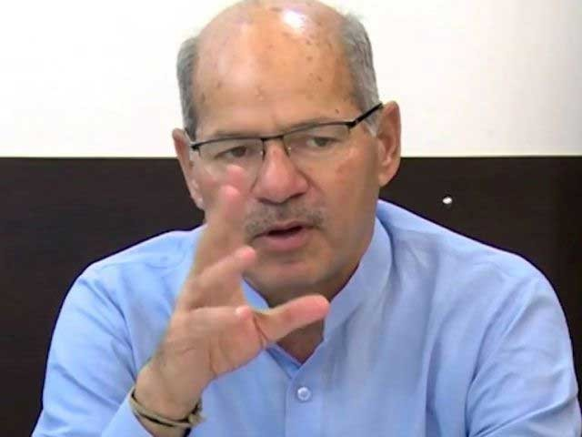 انیل مادھو بھارتی وزیراعظم نریندر مودی کے قریبی ساتھیوں میں تھے، فوٹو؛ فائل