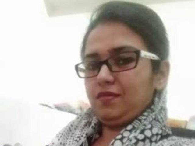 ویزے کی مدت 30 مئی کوختم ہورہی ہے لہذا بھارت واپس جانے کی اجازت دی جائے، بھارتی خاتون عظمیٰ ۔ فوٹو : فائل