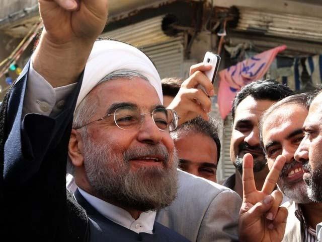 ایران کی وزارت داخلہ کا کہنا ہے کہ ٹرن آؤٹ غیر متوقع طور پر بہت زیادہ رہا اور چار کروڑ سے زیادہ ووٹ ڈالے گئے۔ فوٹو: فائل