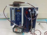 یہ چھوٹی سی مشین خون میں زہریلے مادے صاف کرنے میں نہایت مؤثر پائی گئی ہے۔ فوٹو:  ڈیلی میل