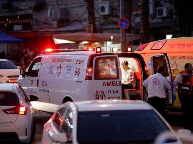 جمعے کے روز مشرقی یروشلم میں حملے کے دوران ایک خاتون اسرائیلی پولیس اہلاکر ہلاک ہوگئی تھی جبکہ دوسرے کئی افراد زخمی ہوگئے تھے, (فوٹو: فائل)