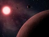 اگر پانی مائع شکل میں موجود ہوا تو ان سیاروں پر زندگی ہوسکتی ہے، ناسا — فوٹو : ناسا