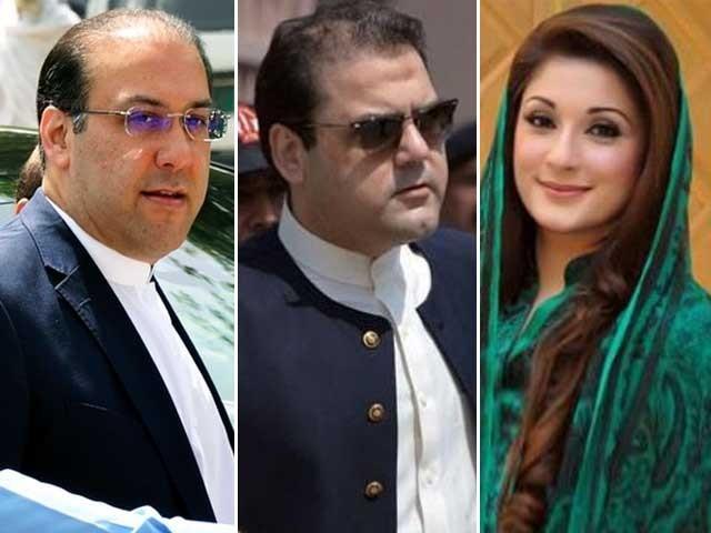 جے آئی ٹی نے 3 سے 5 جولائی تک حسن ، حسین اور مریم نواز کو طلب کیا ہے فوٹو: فائل