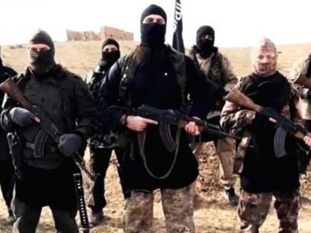 جھوٹ کی ریاست کاخاتمہ ہوگیا،عراقی ٹی وی،داعش کاکھیل ختم ہونیوالاہے،برطانیہ،دہشتگردتنظیم زیرتسلط 60 فیصدسے زائدعلاقے سے محروم ہوچکی ، رپورٹ   فوٹو : فائل