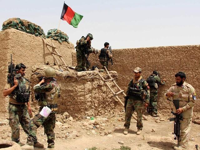 دو دن تک جاری رہنے والی لڑائی کے دوران طالبان کے زیر استعمال گاڑیاں اور آلات بھی تباہ کیے گئے، ترجمان وزارت دفاع۔ فوٹو: فائل