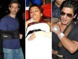 شاہ رخ، ایشوریا اور ہرتیک فلم کی شوٹنگ کے دوران زخمی ہوئے تھے؛فوٹوفائل
