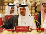 مسئلے کے حل میں قطر کی خودمختاری کا احترام کیا جائے, شیخ تمیم بن حماد ال ثانی۔ فوٹو : فائل