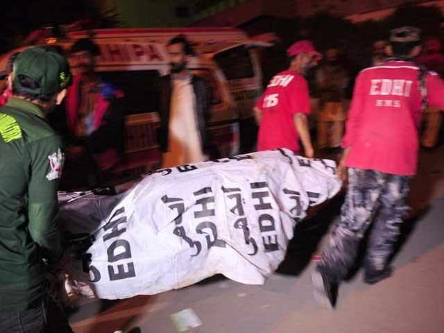 ہلاک ہونے والوں میں ٹی ٹی پی سوات کا کمانڈر ملا اکبر بھی شامل ہے، راؤ انوار۔ فوٹو: فائل