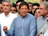 اس ملک کے بڑے بڑے ڈاکو اسمبلی میں ہیں جن کو قانون ہاتھ نہیں لگا سکتا، عمران خان۔ فوٹو :فائل