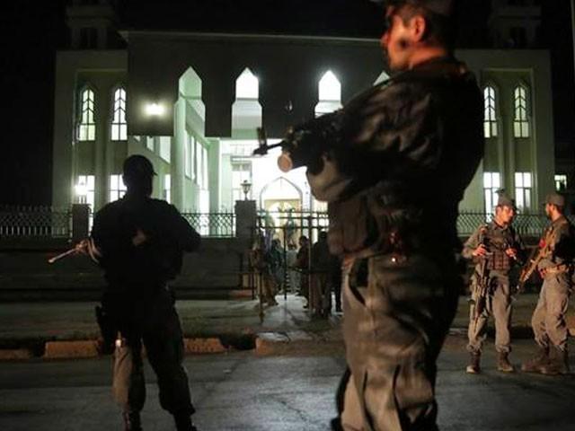 دھماکا ممکنہ طور پر کار بم کے ذریعے کیا گیا،افغان وزارت داخلہ— فوٹو : فائل