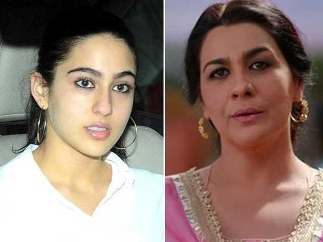 فلم کیدار ناتھ میں سارہ اور سشانت سنگھ راجپوت مرکزی کردار میں نظر آئیں گے؛فوٹوفائل