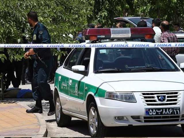 ممکن ہے کہ حملہ کرنے والا فوجی نفسیاتی مسائل کا شکار ہو، ایرانی فوجی حکام۔ فوٹو: فائل