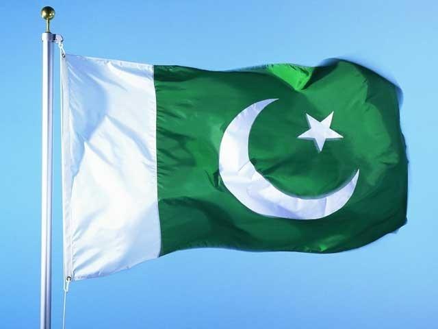 بھارتی میڈیا یہاں تک واویلا کررہا ہے کہ یہ ''جاسوس جھنڈا'' چین نے پاکستان کےلیے تیار کیا ہے۔ (فوٹو: فائل)