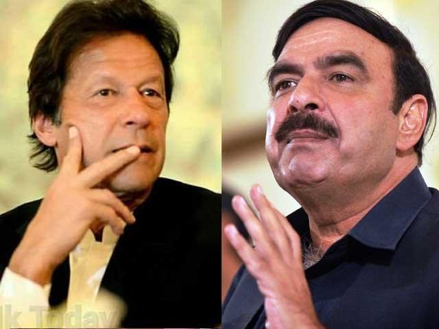 عمران خان اورشیخ رشید بطور ایم این اے آئین کے آرٹیکل 62 اور 63 پر پورا نہیں اترتے، درخواست گزار: فوٹو: فائل