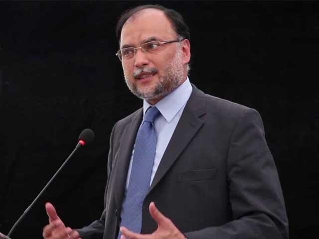 سی پیک کے منصوبے پاکستان ہی نہیں پورے خطے کی ترقی کا پیش خیمہ ہوں گے، وزیر داخلہ۔ فوٹو: فائل