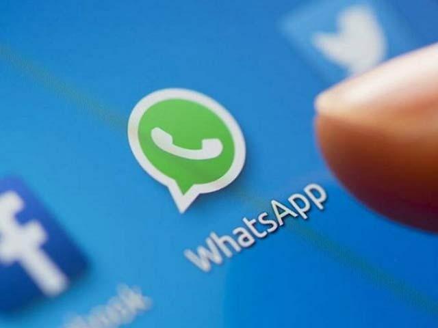 واٹس ایپ بہت جلد فوٹوفلٹرز پیش کرے گا جو پہلے اینڈروئڈ ورژن کے لیے ریلیز کیے جائیں گے۔ فوٹو: فائل