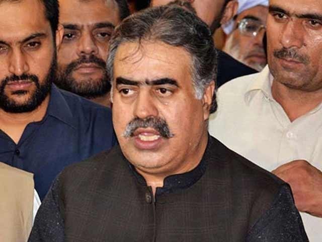 آج بلوچستان کے حالات مختلف ہیں اور امن و امان کی صورتحال بھی بہتر ہے، وزیراعلیٰ بلوچستان۔ فوٹو؛ فائل