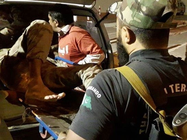 بلوچستان میں شرپسند عناصرغیرملکی اشاروں پر تخریبی کارروائیوں میں ملوث ہیں ۔ فوٹو : فائل