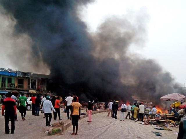 متعدد زخمیوں کی حالت تشویشناک، ہلاکتوں میں اضافے کا خدشہ،2 ماہ میں نائیجیریا میں دہشت گردانہ حملوں میں اضافہ ہوا ہے، حکام  فوٹو: فائل