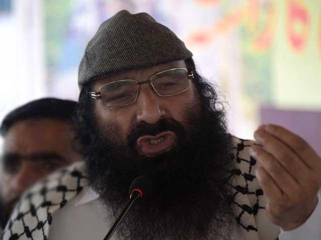 امریکی حکومت پہلے ہی بھارت کو خوش کرنے کےلیے حزب المجاہدین کے سربراہ سید صلاح الدین کو دہشت گردوں میں شامل کرچکی ہے۔ (فوٹو: فائل)