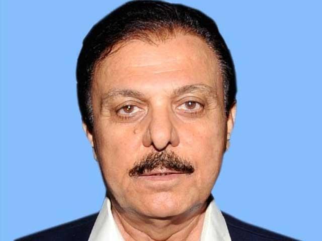 سردار یعقوب خان ناصر مسلم لیگ (ن) کے سینئیر رہنما ہیں فوٹو: فائل