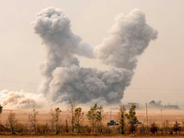 امریکی فورسز نے موغادیشو کے جنوب مغرب میں الشباب گروپ کے شدت پسندوں کو نشانہ بنایا، افریقی کمانڈ