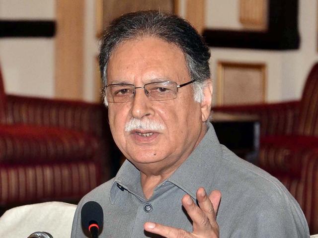 نوازشریف کے خلاف سازش جنرل (ر) پرویز مشرف کی بد روح نے کی، سابق وفاقی وزیر اطلاعات  فوٹو: فائل