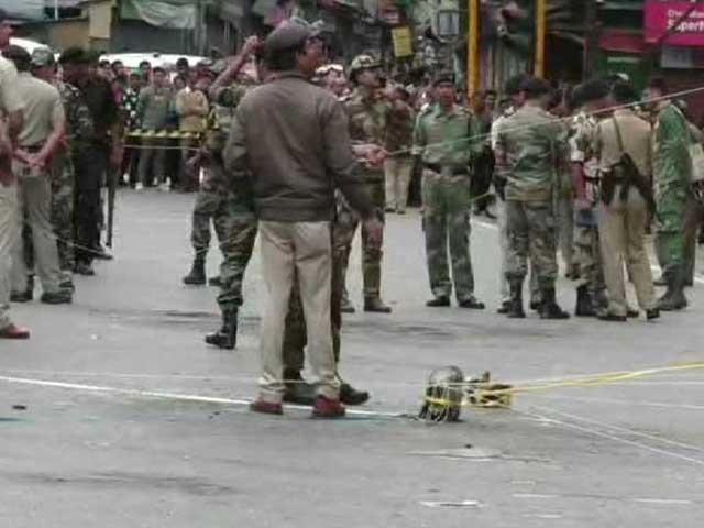علیحدگی پسند تحریک کے رہنما بمل گورنگ کے خلاف تھانے پر حملے اور قتل کا مقدمہ درج۔ فوٹو: انٹرنیٹ