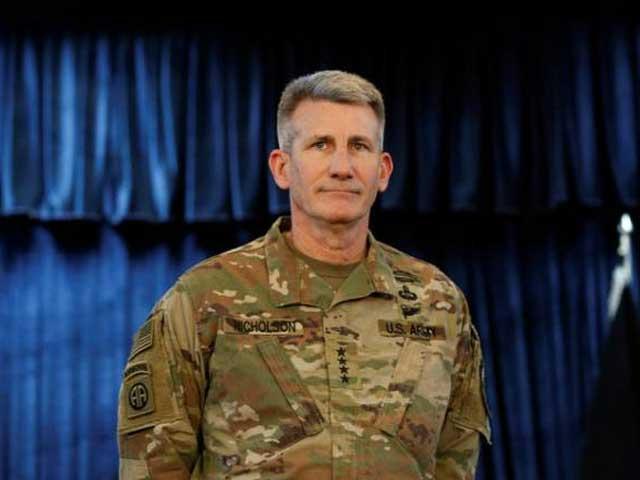 ہم افغان جنگ نہیں ہاریں گے کیونکہ ہماری قومی سلامتی کا دار و مدار ہی اس جنگ پر ہے، امریکی جنرل۔ فوٹو: فائل