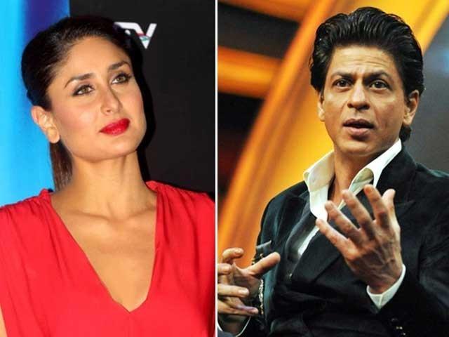 کرینہ کی تقریب میں شرکت نہ کرنے کی وجہ شاہ رخ  کے ساتھ فلم کے سیٹ پر ہونے والی لڑائی ہے ؛فوٹوفائل