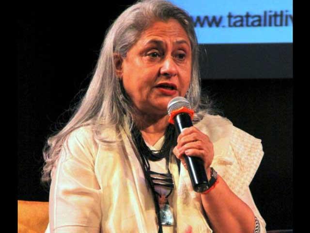 جیا بچن نے بھارت میں گائے کے بجائے عورت کو تحفظ دینے کا مطالبہ کیا تھا؛فوٹوفائل
