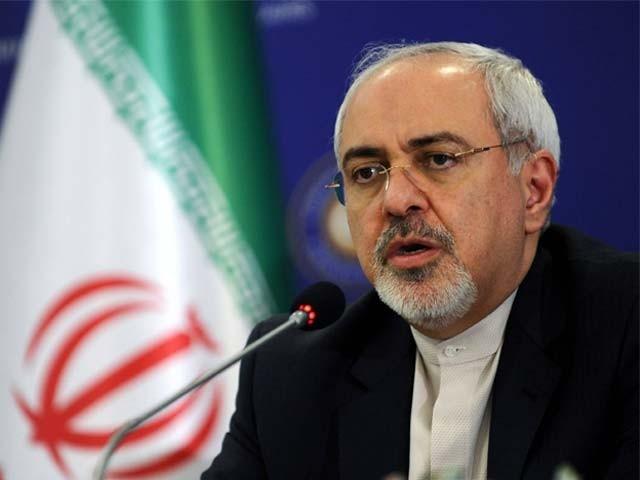 ایران کو بلاوجہ قصوروار ٹھہرا کر ایٹمی معاہدہ ختم کرنیکی اجازت نہیں دیں گے، ایرانی وزیر خارجہ۔ فوٹو؛ فائل