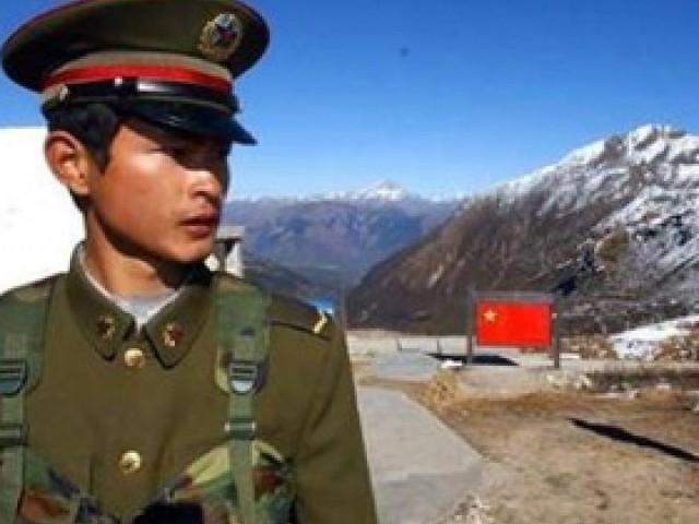 امید کرتے ہیں کہ بھارت بین الاقوامی سرحد کا احترام کرے گا، چینی وزارت خارجہ۔ فوٹو: فائل