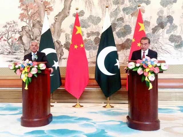 پاکستان، چین اور افغانستان کے درمیان پہلا سہ فریقی اجلاس اس سال چین میں ہو گا۔ فوٹو: آن لائن
