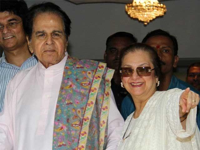 سائرہ بانو اور دلیپ کمار کے بنگلے کاکیس گزشتہ 11 سال سے عدالت میں زیر سماعت تھا؛فوٹوفائل