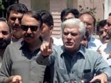 لاہور کے عوام بیساکھیوں کی سیاست کرنے والوں کو مزا چکھائیں گے، سینیٹرآصف کرمانی : فوٹو: فائل