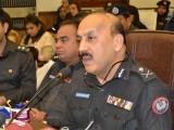 آئی جی سندھ حکومت کا ایک حصہ ہے اور سندھ حکومت سے کوئی اختلافات نہیں، اے ڈی خواجہ۔ فوٹو: فائل