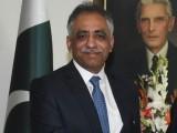 اگر پاکستان نے ترقی کرنا ہے تو کراچی میں امن لاناہے، گورنر سندھ۔ فوٹو : فائل
