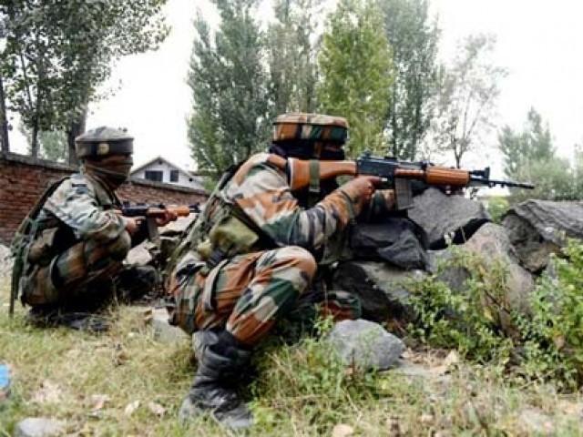پاکستان رینجرز پنجاب نے بھارتی فائرنگ کا بھرپور جواب دیا اور دشمن کی بندوقیں خاموش کرادیں۔ فوٹو : فائل