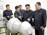 وزیر خارجہ ری یونگ ہو نے ڈونلڈ ٹرمپ کو بھونکنے والے کتے سے بھی تشبیہہ دی۔ فوٹو: فائل