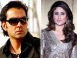 فلم جب وی میٹ میں شاہد کپور نہیں بلکہ اداکار بوبی دیول امتیاز علی کی پہلی پسند تھے؛فوٹوفائل